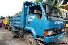 Forward Dump Truck Heavy Equipment for Rent