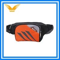 2015 nylon fashion unique printable heat press printing waist bag for sports wallet pocket waist belt bag