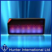 Protable LED Flashing Bluetooth Loudspeaker Sound Box