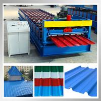 Prepainted Steel IBR Chromadek Roofing Sheets Roll Forming Machine