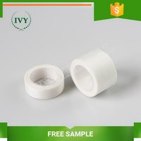 Design new products white color surgical adhesive silk tape