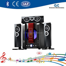 2015 new design bluetooth loudspeaker high end