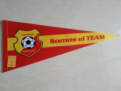 pennant soccer flag