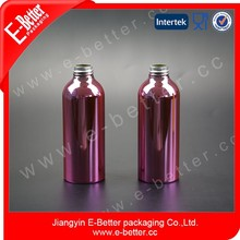 100ml aluminum laundry detergent bottle