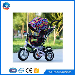 Kids tricycle/baby tricycle for kids/cheap kids metal tricycle/baby stroller tricycle