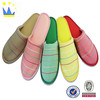 OEM specializing in the production of terry cloth slippers bedroom slippers