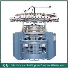 Alta producción de un solo mayer circular knitting machine para tela de terciopelo