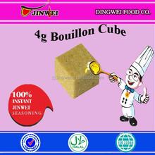 HALAL FOOD CHICKEN FLAVOUR SOUP CUBE