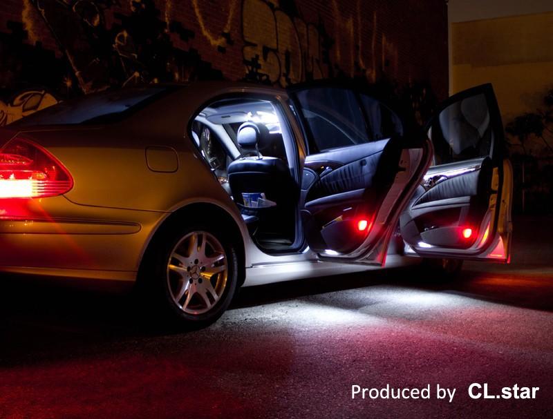27pcs error free led bulb interior light kit for mercedes for Mercedes benz upholstery kits