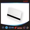 MDC128 Silver Hico blank magnetic stripe smart card,Magnetic smart card,Magnetic Card