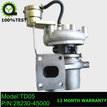TD05H Turbocharger 49178-02385, 49178-09620 , 49178-03122 for Mitsubishi Fuso Canter 3.9L