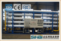 Industrial distilled water equipment With CE certification