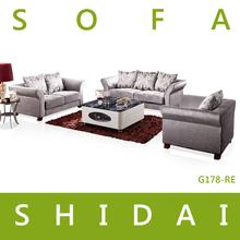 Mobili per la casa soggiorno tessuto marocchina divano scenografie g178-re per la vendita