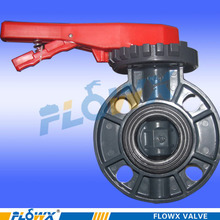 Good quality cheap bare butterfly valve