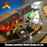building model tree for architectural model