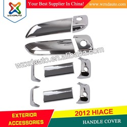 2005-2012 TOYOTA HIACE 4 DOOR CHROME HANDLE COVER CAR ACCESSORIES