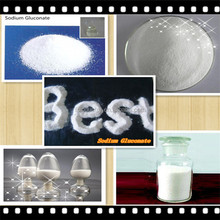 Factory offer top-selling sodium gluconate 25kg/bag