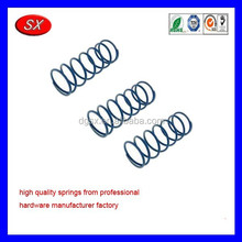 custom power coating stainless steel torsion spring ,coil spring scooter parts engine spare parts