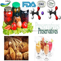 FDA approvede food additives and preservatives in cakes ,cookies ,donuts bread