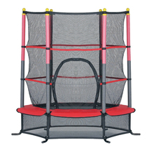 Mini Trampoline With Enclosure Toys Trampoline For Kids
