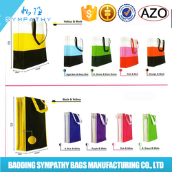 2015 new Custom promotional use Eco Bag, Non woven bag, non-woven shopping bag