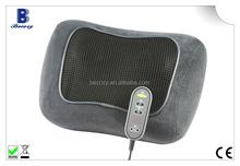 electric portable blood circulation massager pillow