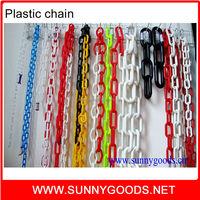 colorful plastic snow chain