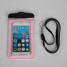 2015 hot new products mobiel phone case cell phone waterproof bag