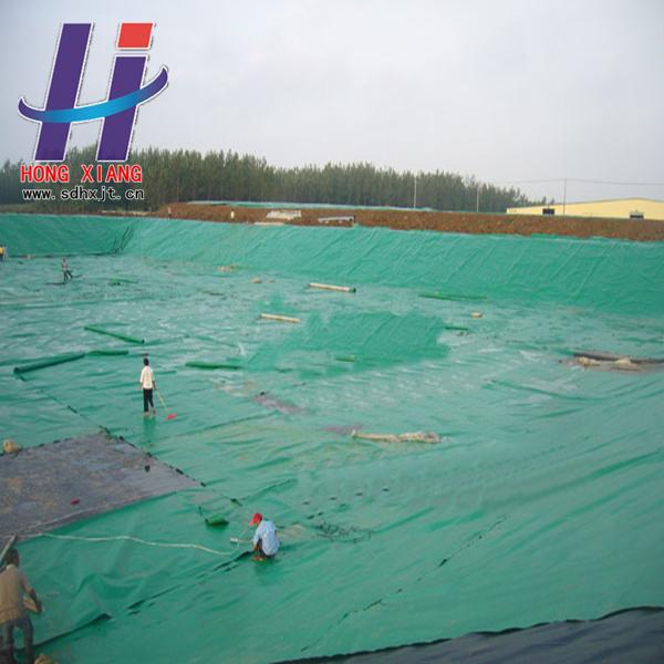 Hot sales of water proof material fish equipment fish farm for Raising fish in a swimming pool