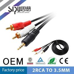 SIPU promotion japan sex video av rca cable 3.5mm jack audio+hdmi cable rj11 to 3.5mm