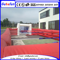 inflatable team sport game football yard inflatables