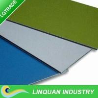 Outdoor Decoration material 3/0.15mm ACP Aluminum composite sheet