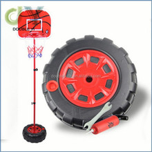 Custom promotional gifts Youth Adjustable Height Indoor/Outdoor Portable Basketball Hoop basketball rack