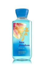 Wholesale Skin care Bath Foam love freedom shower gel
