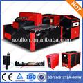 SD-YAG1212A-600W máquina de corte por láser de Pequeña Escala CNC de metal , en Venta, con Servicio Perfecto de Post-Venta