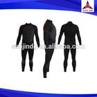 full black super estiramento respirável bodysuit neoprene mergulho wtesuit terno swim desgaste desgaste de mergulho