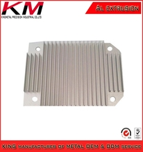 Shenzhen customized metal panel heatsink