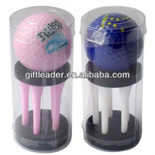 Promotional Golf Ball and Tee Set