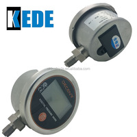 digital pressure control dual air pressure gauge