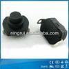 single pole momentary led miniature push button switch