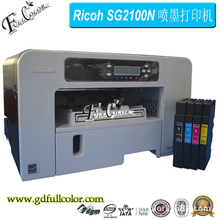Ricoh SG2100N Sublimation Printer A4 for Tray / Tshirt / PVC / CD Printing