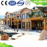 low price prefabricated wall wpc panels