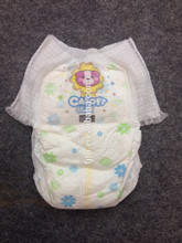 Disposable baby pull up diaper/high quality pants sleepy baby diaper from China
