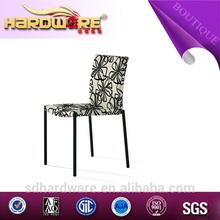 caliente venta de forro de tela de la iglesia para silla de comedor