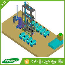 Used Engine Oil, Motor Oil Recycling Plant of 30 MT Capacity