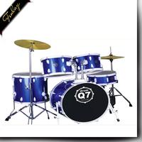 Q7 high quality cool professional concert bass electric drum set