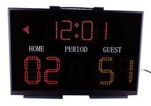 Multifunctional LEAP basketball score board