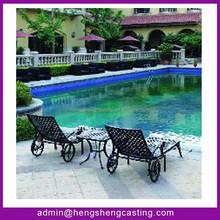 Aluminum Garden , swim Loungers Pool Lounger,Sun Lounger
