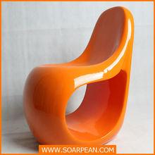Hotel Modern Fiberglass Chair