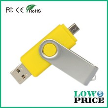 Hot Sale Free Sample swivel bulk 1gb usb flash drives for Promotional Gift